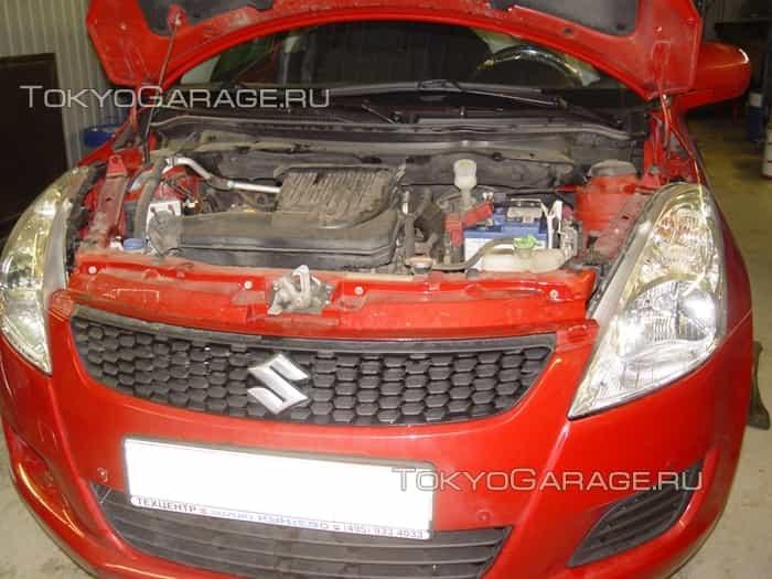 Ремонт двигателя Suzuki Swift (Свифт). Фото 3